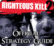 Righteous Kill 2: The Revenge of the Poet Killer Strategy Guide feature