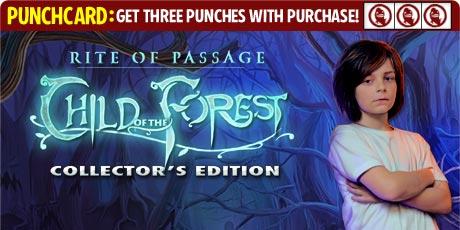 Rite of Passage Child of The Forest Rite of Passage Child of The