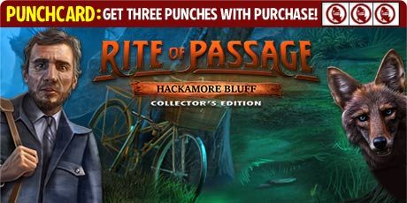 Rite of Passage: Hackamore Bluff Collector's Edition
