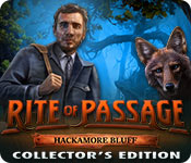 Buy PC games online, download : Rite of Passage: Hackamore Bluff Collector's Edition