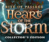 Rite of Passage: Heart of the Storm Collector's Edition Game Featured Image