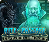 Rite of Passage: The Sword and the Fury Game Featured Image