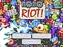 in-game screenshot : Robo Riot (og) - Stop the Robo Riot in its tracks!