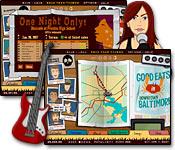 Rock Tour Game
