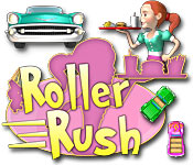 Roller Rush Feature Game