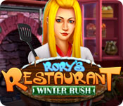 Rory's Restaurant: Winter Rush Game Featured Image