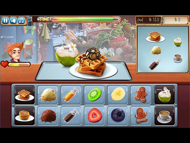 Big fish games rory 39 s restaurant winter rush for Big fish games facebook