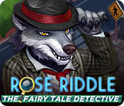 Rose Riddle: The Fairy Tale Detective Game Featured Image