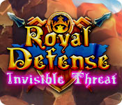 Royal Defense: Invisible Threat Game Featured Image