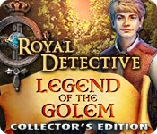 Royal Detective: Legend Of The Golem Collector's Edition Game Featured Image