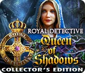 Royal Detective: Queen of Shadows Collector's Edition for Mac Game