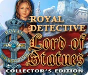 Royal Detective: The Lord of Statues Collector's Edition Game Featured Image