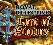 Royal Detective: The Lord of Statues Game Featured Image