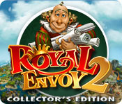 Royal Envoy 2 Collector's Edition Game Featured Image