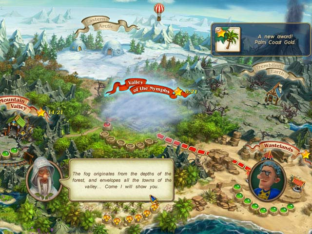 Royal Envoy 2 Collector's Edition - Screenshot