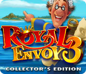 Royal Envoy 3 Collector's Edition Game Featured Image
