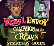 Royal Envoy: Campaign for the Crown Strategy Guide Game Featured Image