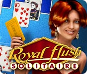 Royal Flush Solitaire Game Featured Image