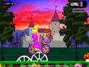 in-game screenshot : Royal Ride (og) - Go on a Royal Ride with a princess!