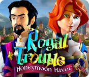 Royal Trouble: Honeymoon Havoc Game Featured Image