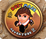 Ruby Maze Adventure 2 Game Featured Image