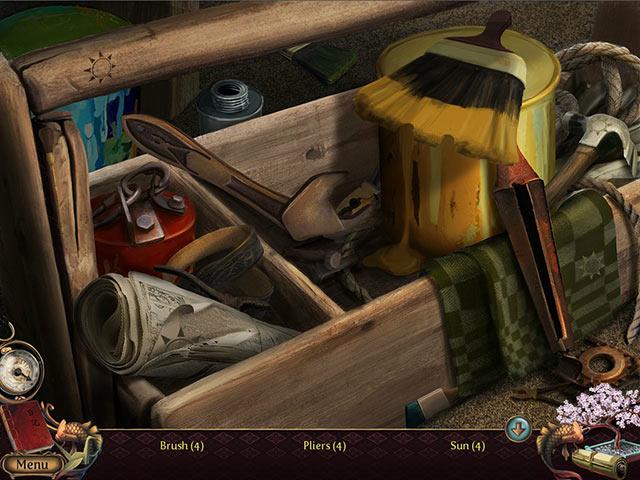Runaway Geisha: Screenshot 2