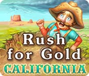 Rush for Gold: California for Mac Game