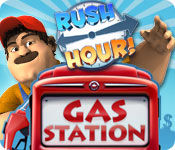 Rush Hour! Gas Station Game Featured Image