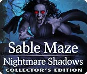 Sable Maze: Nightmare Shadows Collector's Edition Game Featured Image