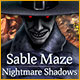 Sable Maze: Nightmare Shadows Game