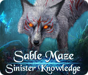 Sable Maze: Sinister Knowledge Game Featured Image