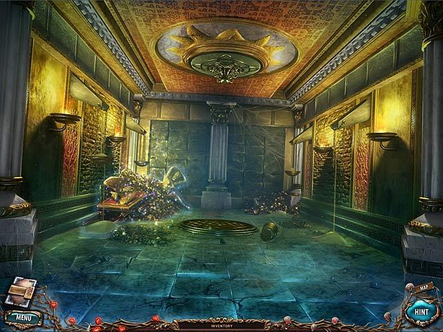 Sacra Terra: Kiss of Death: Screenshot 2