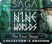 Saga of the Nine Worlds: The Four Stags Collector's Edition