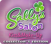 Sally's Salon: Kiss& Make-Up Collector's Edition