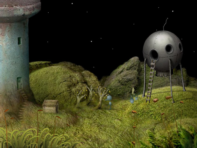 Click To Download Samorost 2