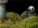 in-game screenshot : Samorost 2 (pc) - More trouble on the gnome front!