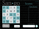 Screenshot: Sango Game