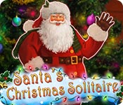 Santa's Christmas Solitaire for Mac Game