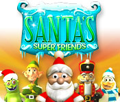 Santas Super Friends Feature Game