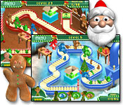 Santas Super Friends Game