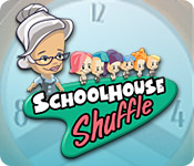 School House Shuffle Game Featured Image