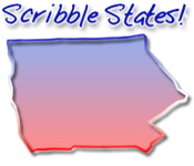 Buy PC games online, download : Scribble States!