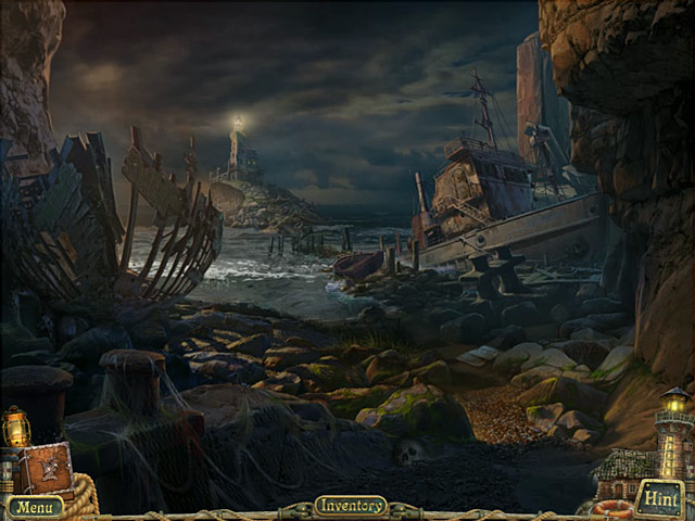 Sea Legends: Phantasmal Light - Screenshot