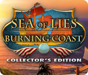 Sea of Lies: Burning Coast Collector's Edition for Mac Game