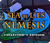Sea of Lies: Nemesis Collector's Edition Game Featured Image
