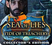 Sea of Lies: Tide of Treachery Collector's Edition Game Featured Image