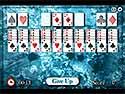 Screenshot: Sea Towers Solitaire Game