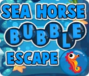 Seahorse Bubble Escape