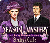 Season of Mystery: The Cherry Blossom Murders Strategy Guide feature