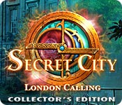 Secret City: London Calling Collector's Edition Game Featured Image